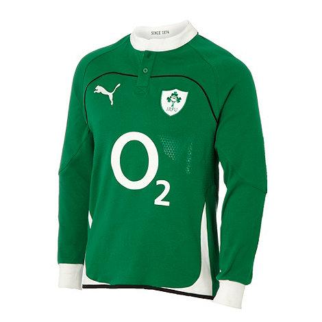 Puma - Green Irish Rugby Football Union top