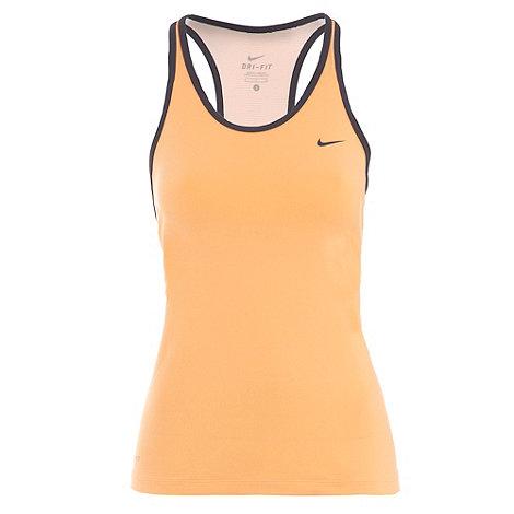 Nike - Orange +Flexi+ long training top