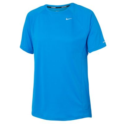 Nike Bright blue Run Miller t-shirt product image