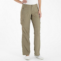 Columbia - Khaki cut off trousers