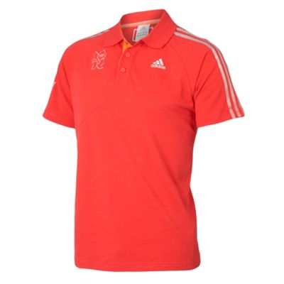Red London 2012 Polo Shirt
