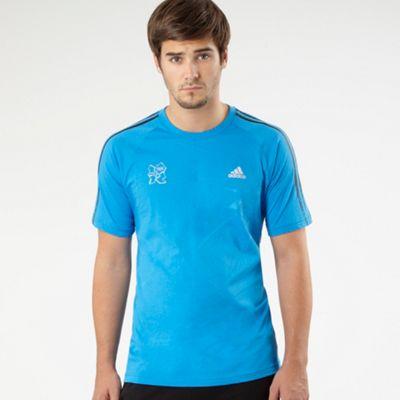 Blue London 2012 Ambassador chest logo t-shirt