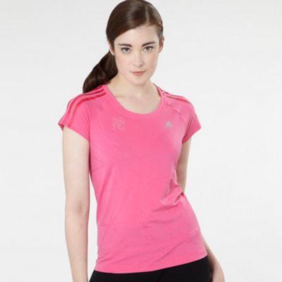 Pink Olympic sports t-shirt