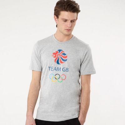 Grey Team GB t-shirt