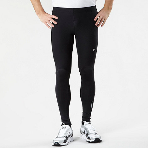 Nike - Black tech tight leggings