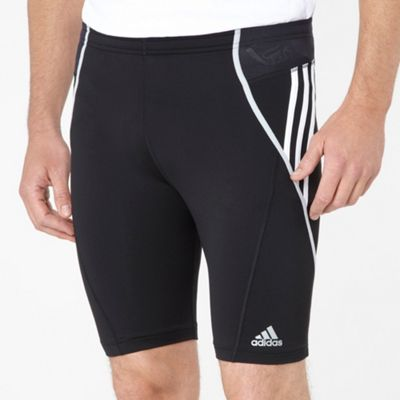 Black Running Response Tight Shorts