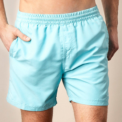 Speedo - Aqua embroidered logo water shorts
