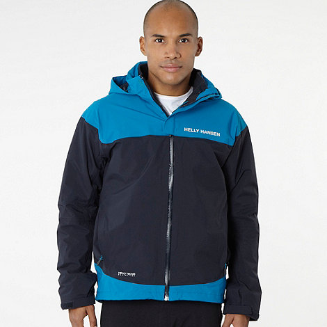 Helly Hansen - Blue +Tofino CIS+ jacket