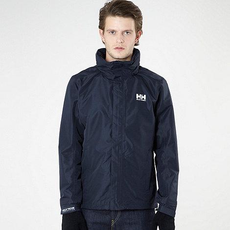 Helly Hansen - Blue +Dubliner+ funnel neck jacket