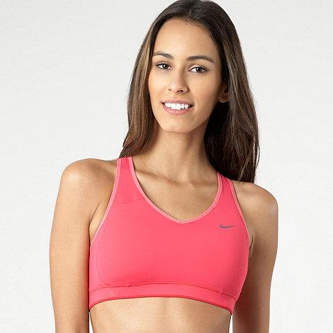 Nike - Pink definition bra