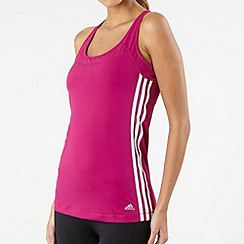 adidas - Dark pink Mi Coach tank top