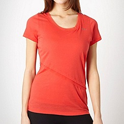 Reebok - Red shape wear t-shirt