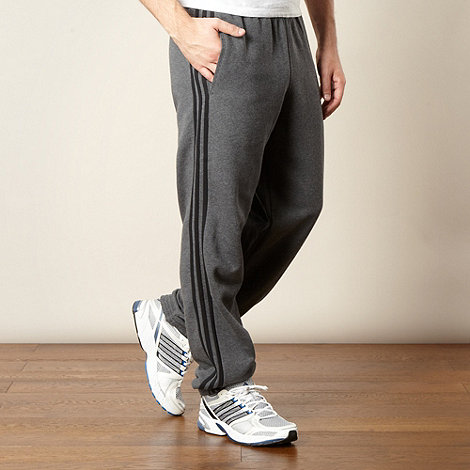 adidas - Grey jogging bottoms