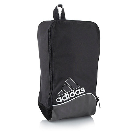 adidas - Black shoe bag