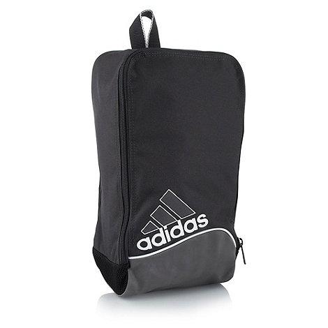 adidas - Black shoe bag