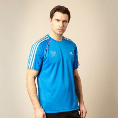 Blue London 2012 training t-shirt