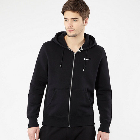 Nike - Black fleece lined hoodie