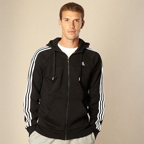 adidas - Black essential hoodie