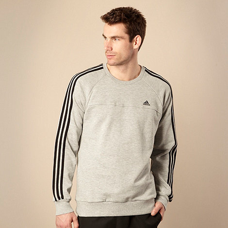 adidas - Grey +Essential+ sweatshirt