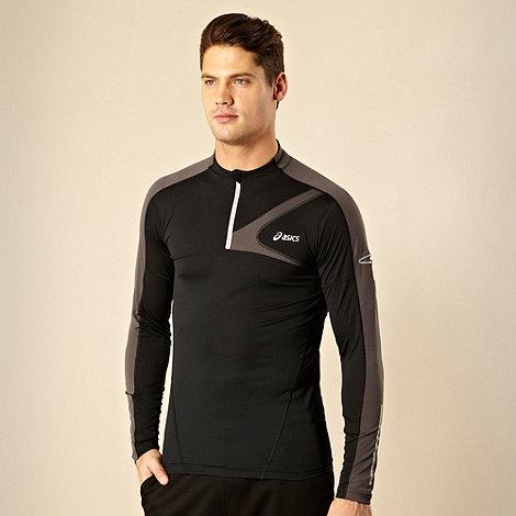 ASICS - Black long sleeved training top