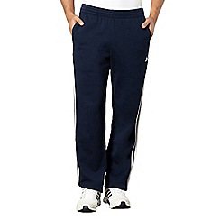 adidas - Navy essential jogging bottoms