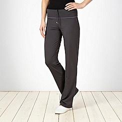 Elle Sport - Dark grey jogging bottoms