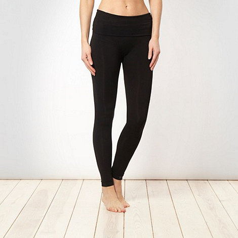 Elle Sport - Black seamless leggings