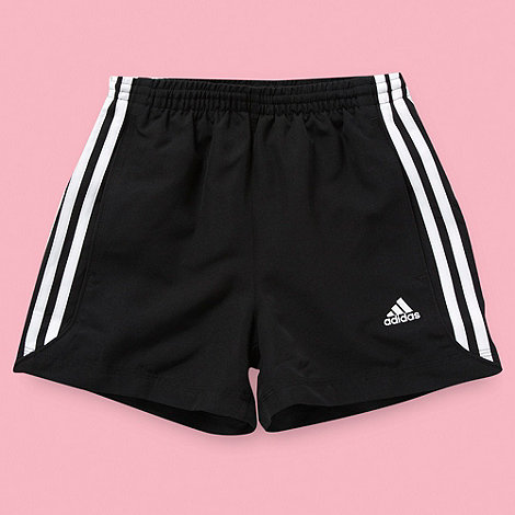 adidas - Boy+s black  +Performance+ swim shorts