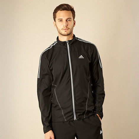 adidas - Black wind jacket