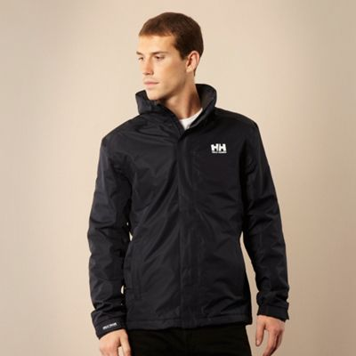Navy Dubliner quilted jacket