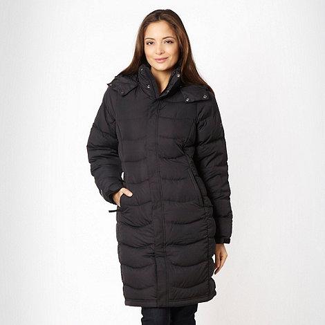 Berghaus - Black long length down padded jacket