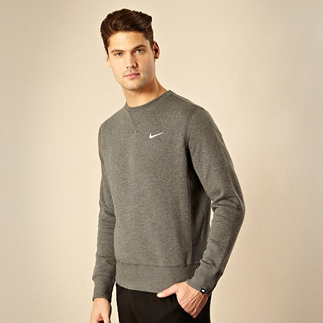 Nike - Dark grey essential sweatshirt