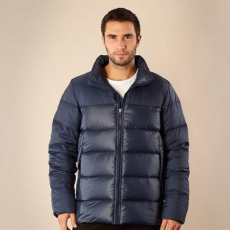 Nike - Blue basic down jacket