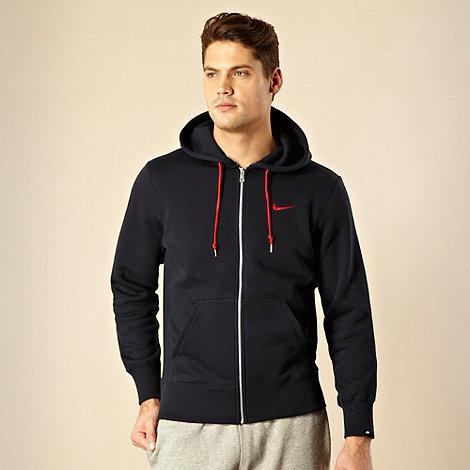 Nike - Navy essential hoodie