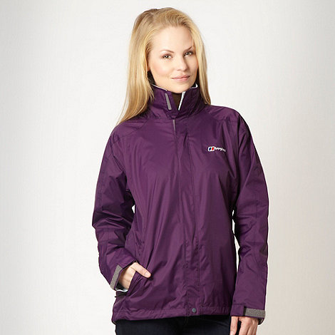 Berghaus - Purple lightweight jacket