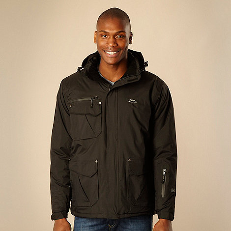 Trespass - Black insulated technical jacket