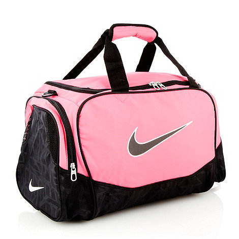 Nike - Pink sports holdall