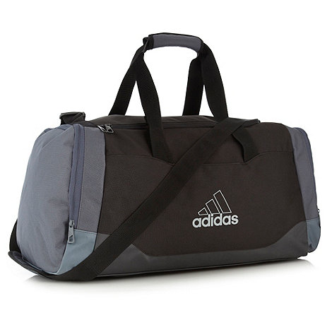 adidas - Black essential sports holdall