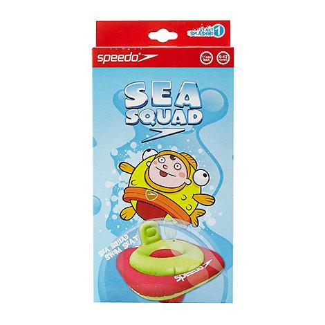 Speedo - Babies pink +Sea Squad Swim Seat+