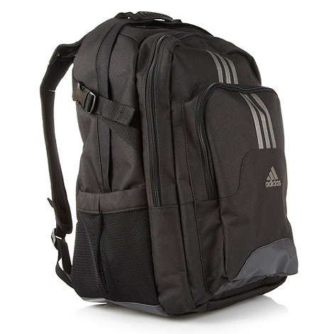 adidas - Black multi functional backpack