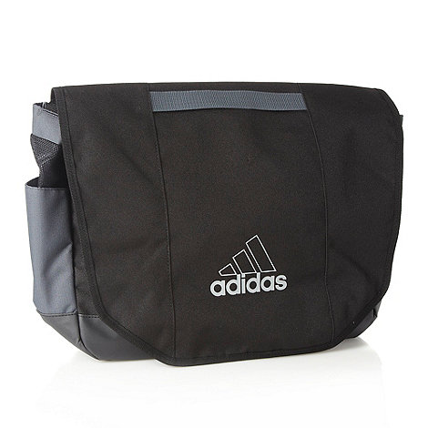 adidas - Black +Essential+ messenger bag