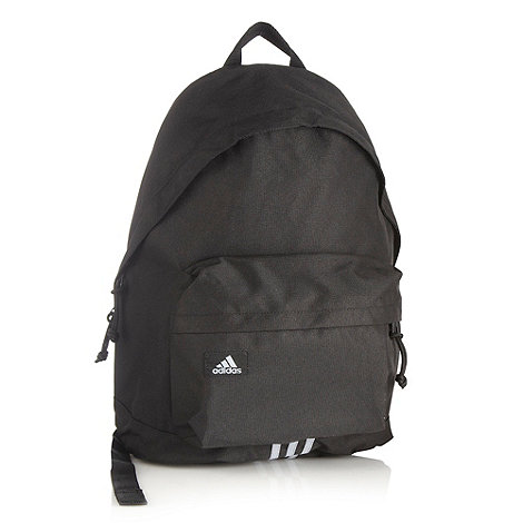 adidas - Black canvas backpack