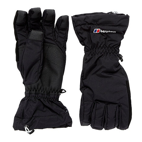 Berghaus - Black +AQ+ gloves
