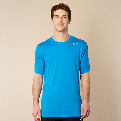 Nike - Blue Dri-fit t-shirt