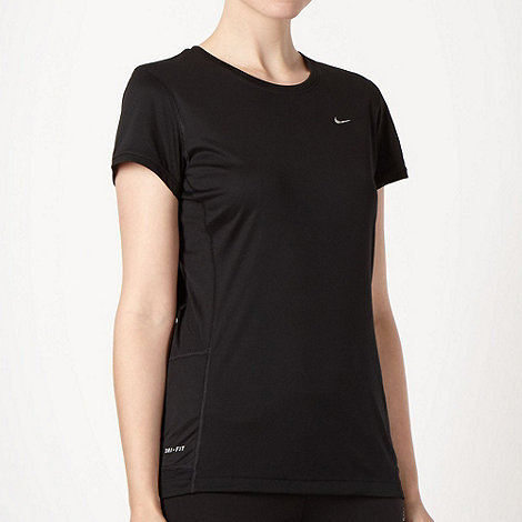 Nike - Black crew neck t-shirt