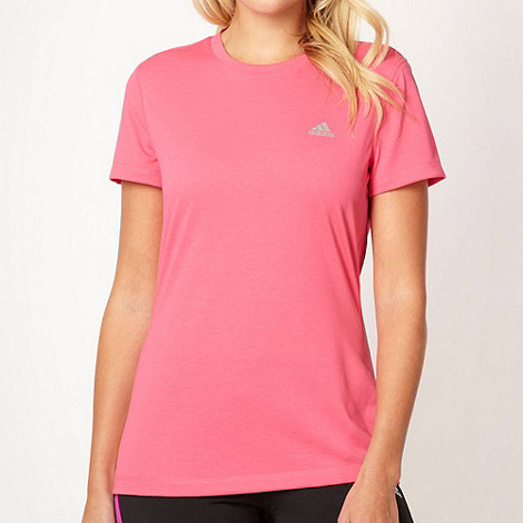 adidas - Coral essential training t-shirt