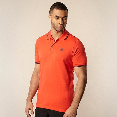 adidas - Dark orange +Essential+ polo shirt