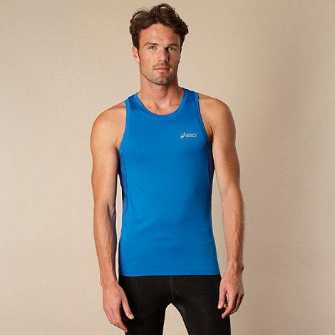 ASICS - Blue +Hermes+ fitness vest