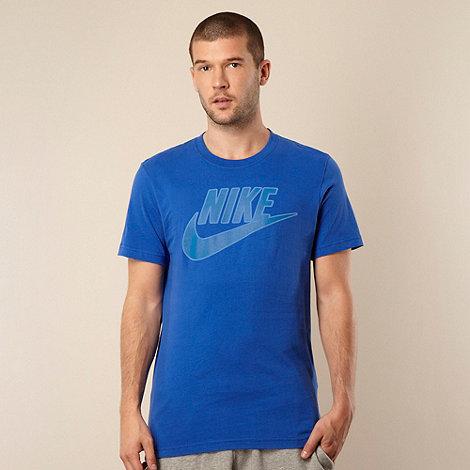 Nike - Blue +Futura+ t-shirt