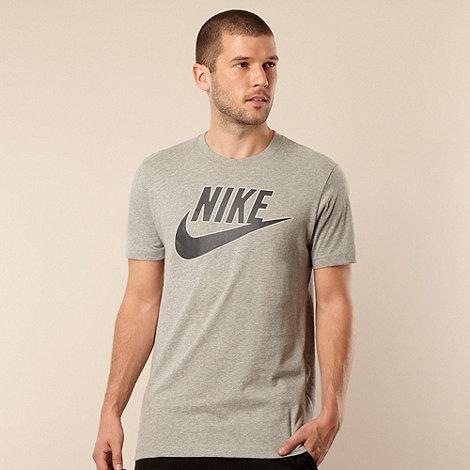 Nike - Grey +Futura+ t-shirt